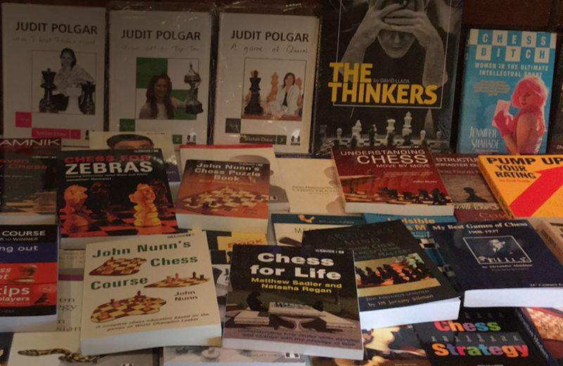 Kvalitetsbøker om sjakk