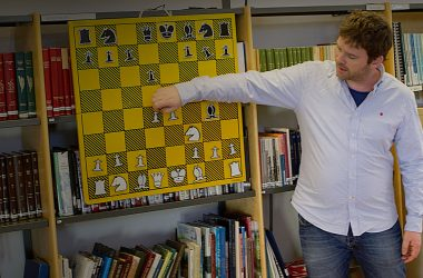 Ledende sjakktrenere