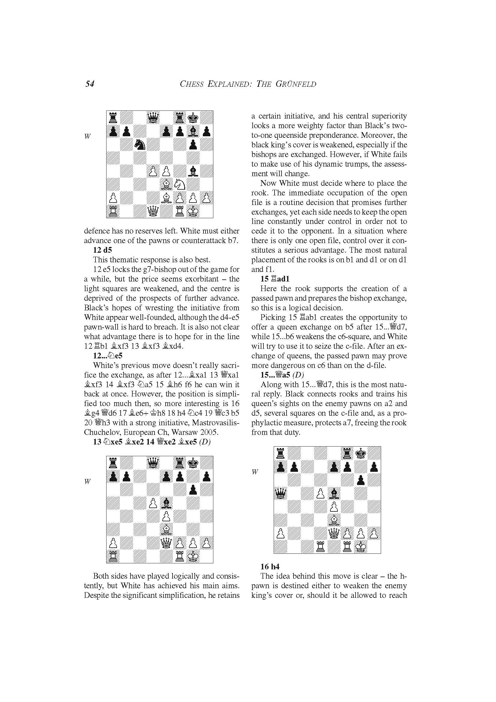 Chess explained the grunfeld pdf to excel