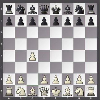 1. c4 (engelsk)