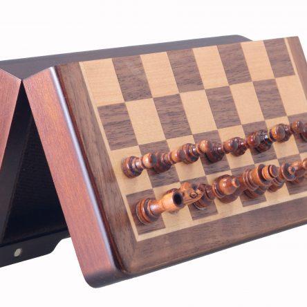 Magnetisk sjakkbrett (medium, 25 cm)