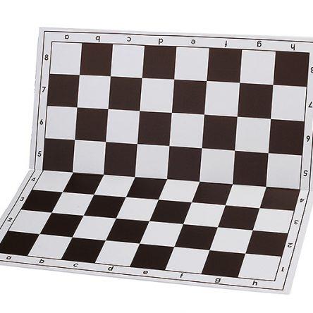 Sjakkbrett i plast (skolesjakkbrett – lite)