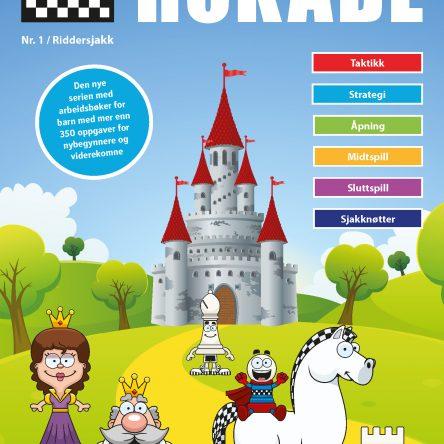 ROKADE! Arbeidsbok i sjakk for barn, unge og lekne voksne