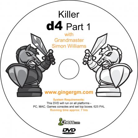 Killer d4, dvd 1