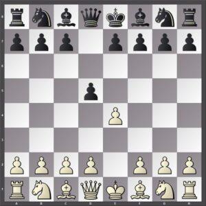 Skandinavisk (1..d4)