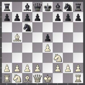 Spansk (1..e5 2. Sf3 Sc6 3. Lb5)