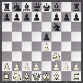 Russisk (1...e5 2. Sf3 Sf6)